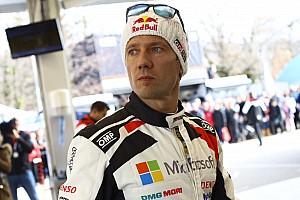 "WRC, Ogier: ""Gara persa sabato. Non avevo fiducia con la Yaris"""