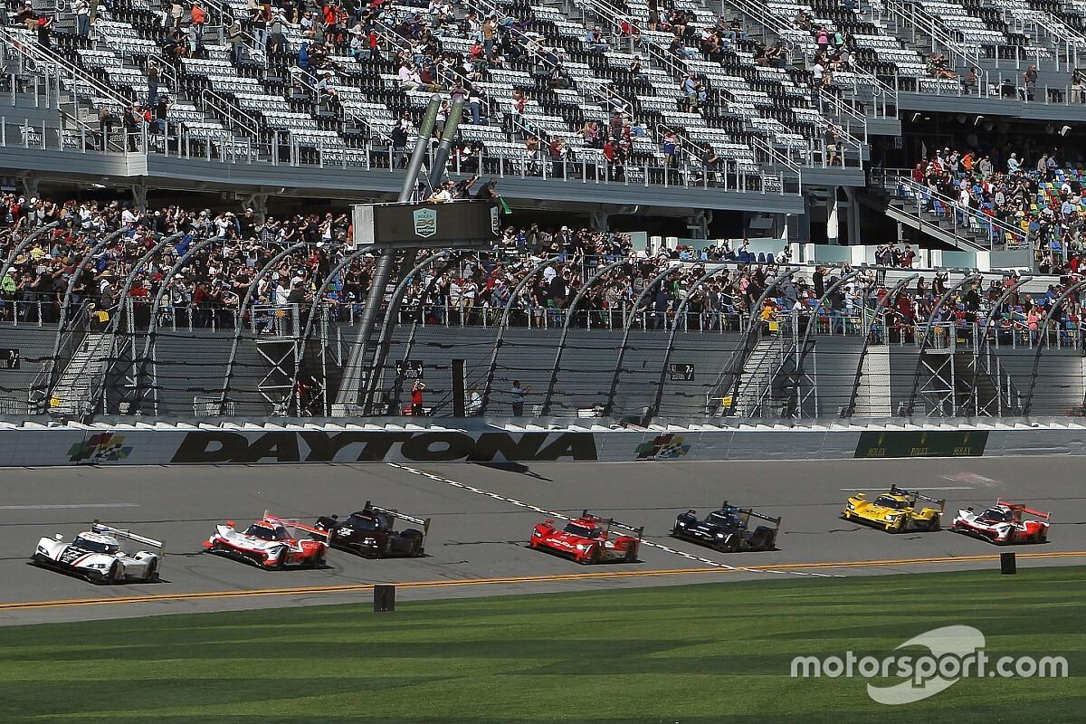 24h di Daytona, 3ª Ora: Mazda e Porsche sugli scudi