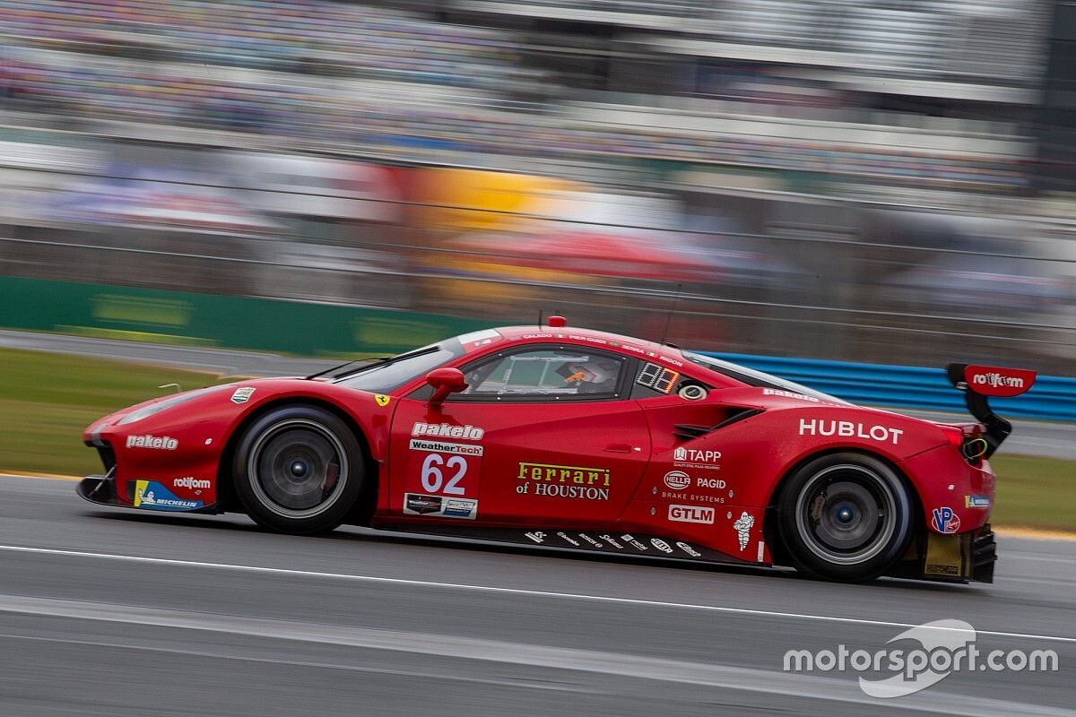 24h Daytona: presente la Ferrari di Risi Competizione in GTLM