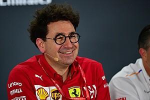 """Binotto: """"La Ferrari è disponibile ai GP in due giorni"""""""