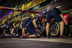 De snelste pitstops van Formule 1-teams in 2019