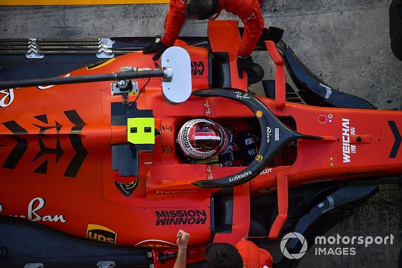 Abu Dhabi Nagydíj: képgaléria a második F1-es szabadedzésről
