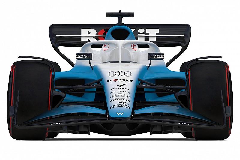 A Renault és a Williams 2021-es autója: illusztráció