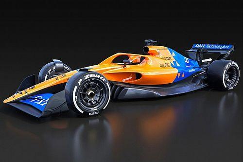 McLaren, Williams y Renault revelan su concepto de F1 para 2021