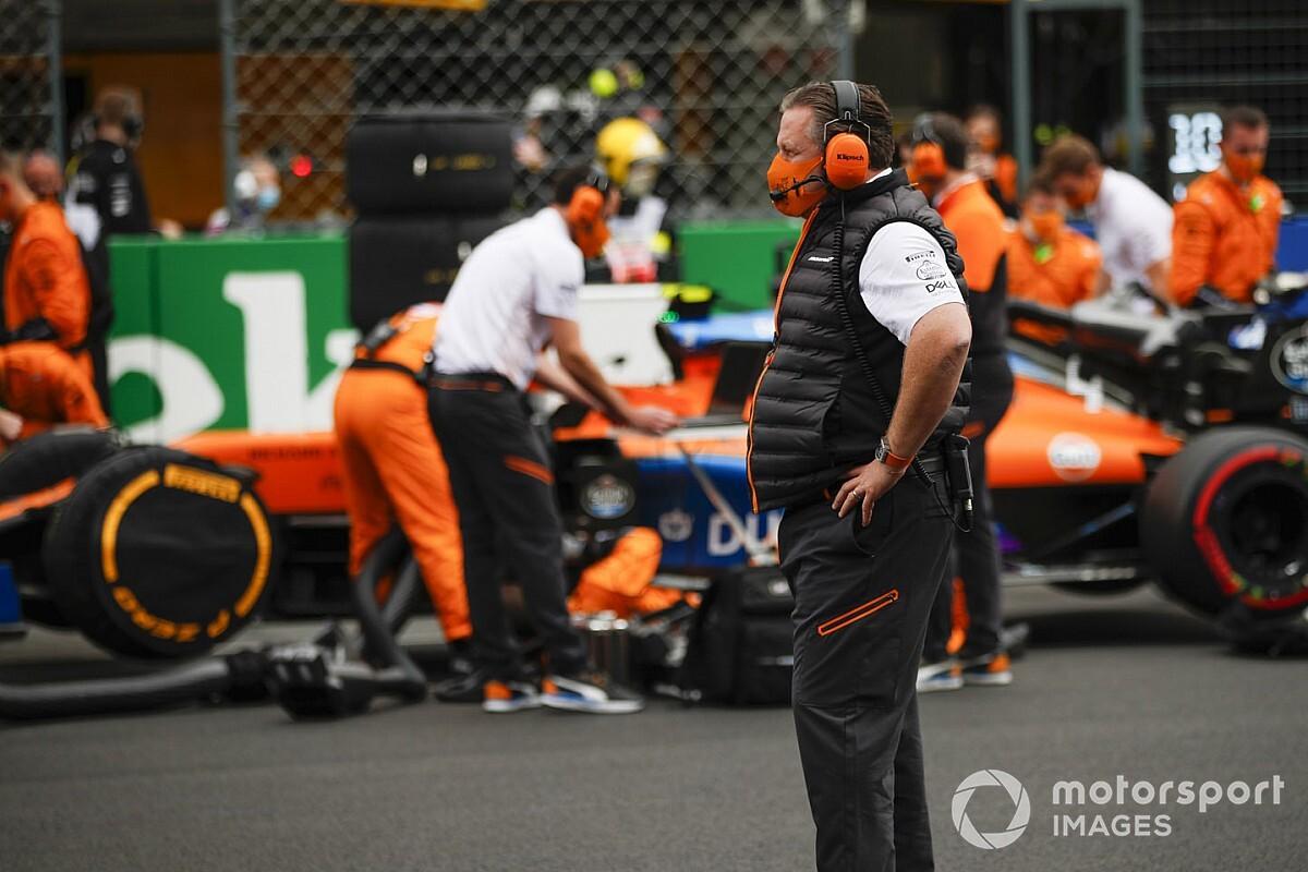 McLaren 2019'da zararını 71 milyon pounda kadar düşürmüş