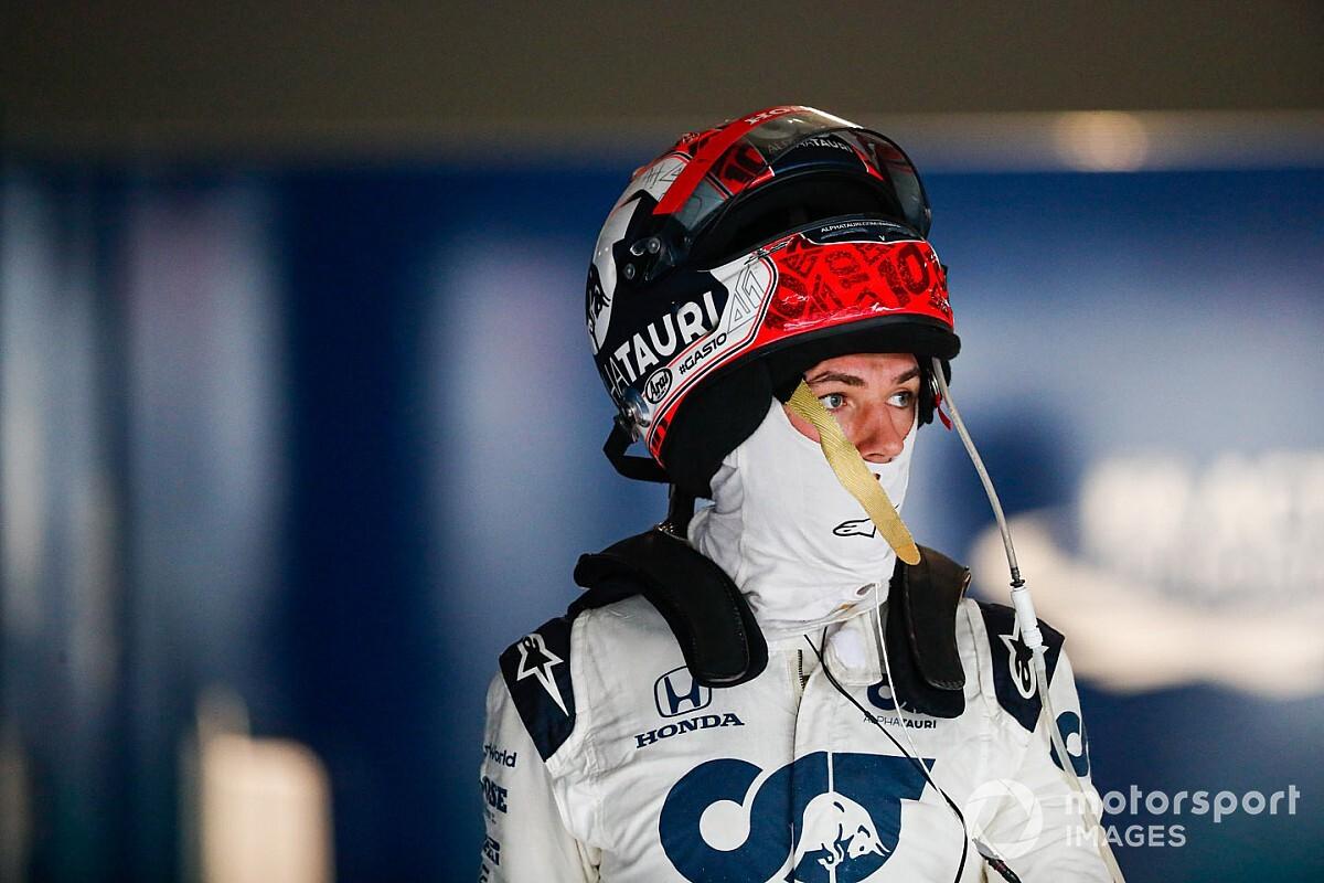 TELEMETRIA: 'Fico' de Gasly, aniversário de Ecclestone e tudo sobre a F1 em Ímola com Rico Penteado