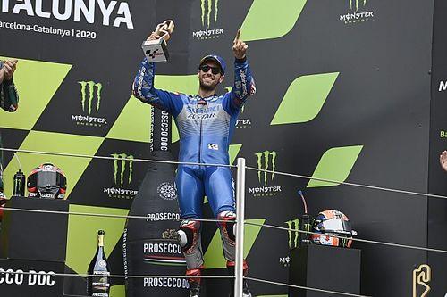 Rins Ingin Jadi Pembalap Nomor Satu Suzuki