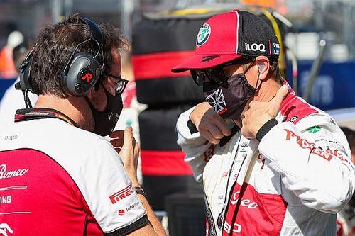 Raikkonen'in Alfa Romeo'da devam edeceği bu hafta sonu açıklanacak!