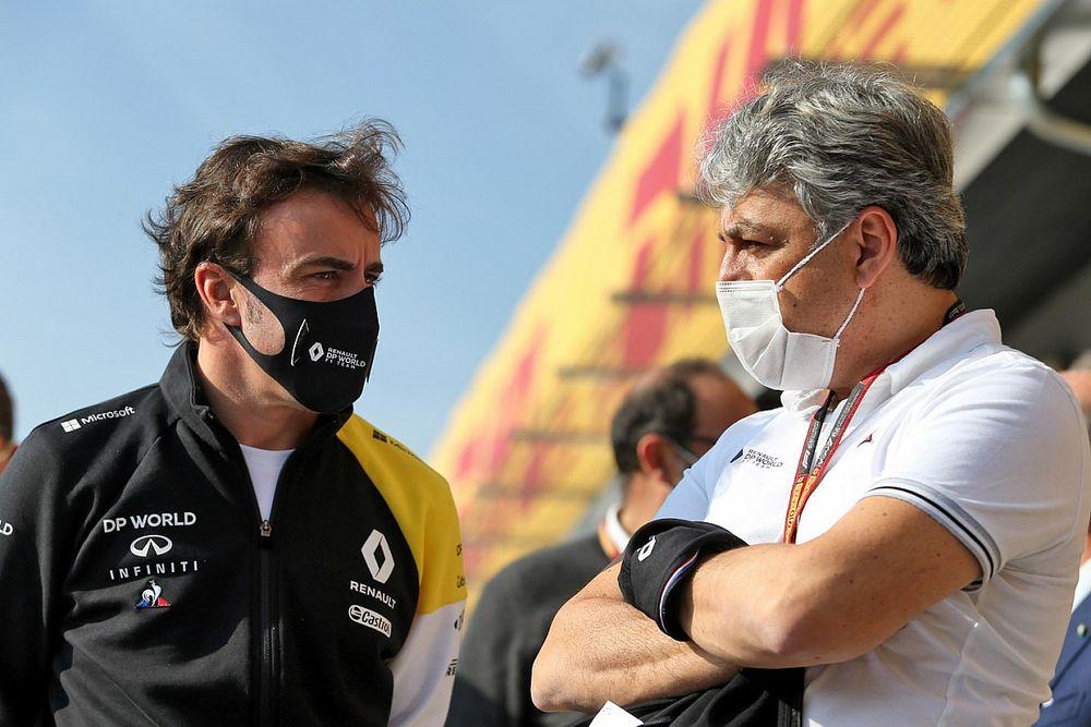 Luca De Meo Pastikan Alpine Hanya Fokus pada F1
