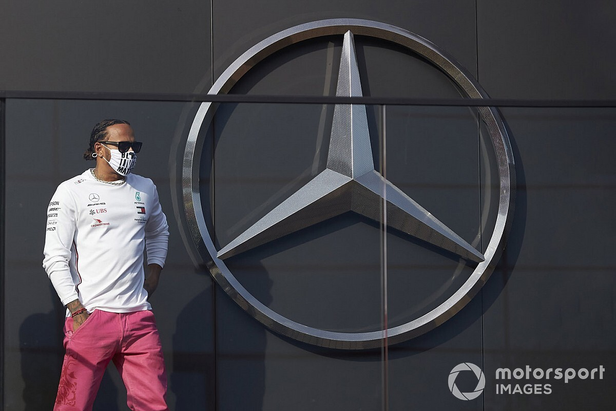 How Hamilton's one-year deal opens up the 2022 driver market