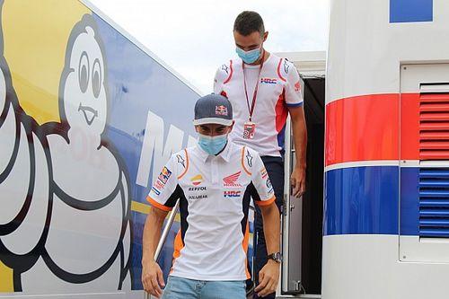 """Marquez: """"Jerez'de geri dönmeye çalışmak benim için bir hataydı"""""""
