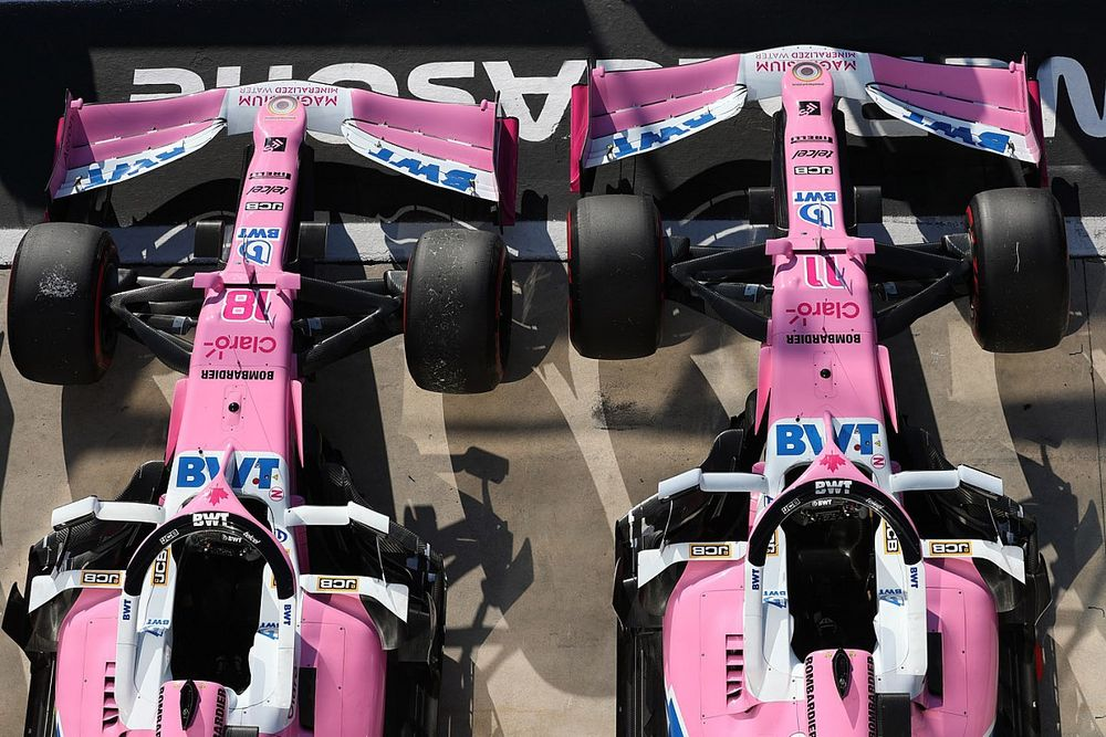 Racing Point withdraws appeal against brake duct ruling