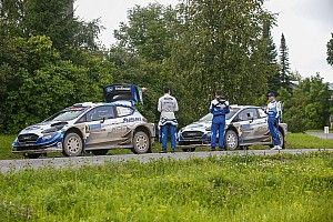 Trudny weekend dla M-Sport Ford