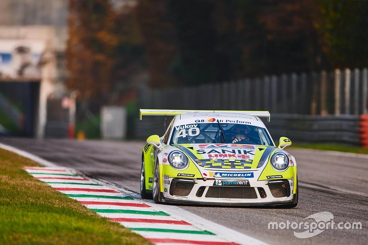 Carrera Cup Italia, Monza: penalty per Monaco, Vukov a punti