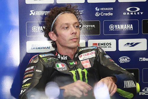 Росси исключил свой уход из MotoGP
