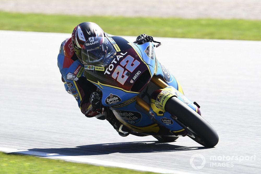 Moto2, Misano, Libere 1: Lowes precede Marini con Martin assente