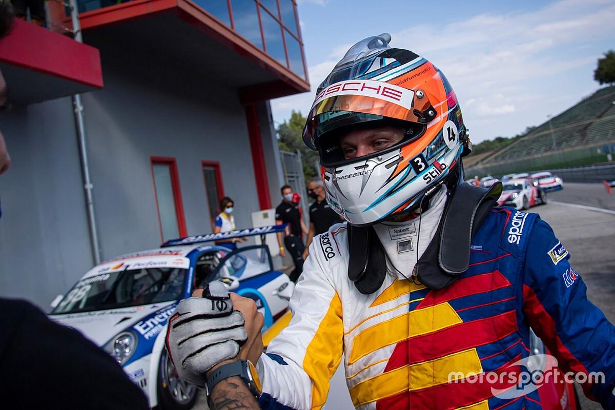 Carrera Cup Italia, Fumanelli punta al bis a Vallelunga