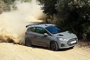Kajetanowicz testował Fiestę Rally3