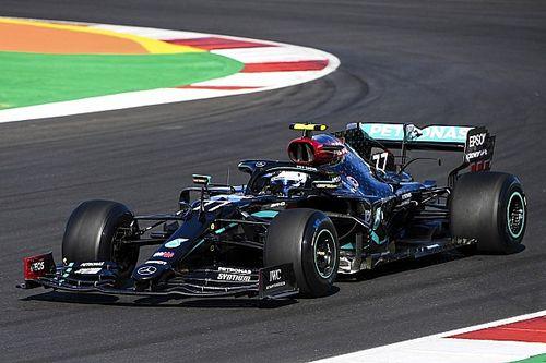 Mercedes 1-2 a harmadik szabadedzésen, de nagyon közel a Red Bullok!