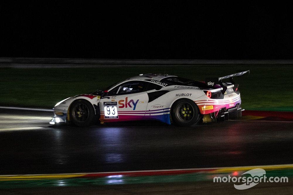 GTWC: Ferrari sul podio Pro-Am della 24h di Spa