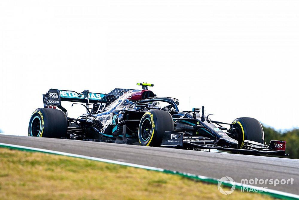 Portekiz GP: 3. antrenmanda Bottas liderliğini korudu, farklar kapandı