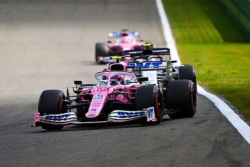 Maigre récolte pour Racing Point, qui s'interroge avant Monza