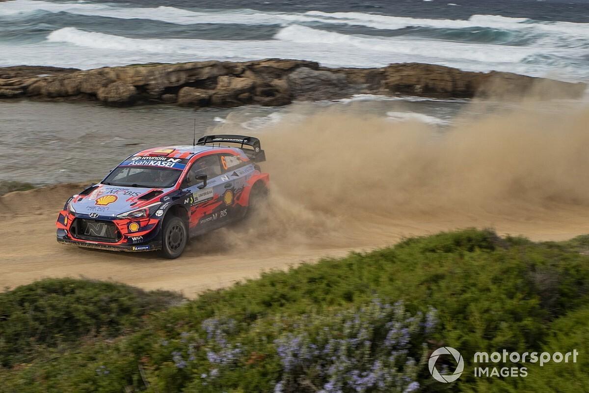 WRC: il Rally Italia Sardegna torna a Olbia dopo 7 anni