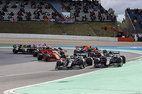 Eifel Grand Prix driver ratings