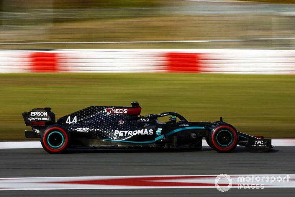 TABELA F1: Abandono de Bottas e vitória em Nurburgring ajudam Hamilton a disparar na ponta