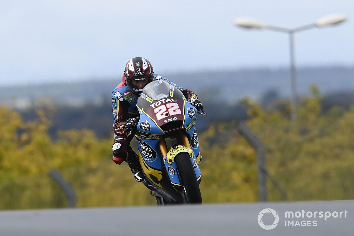 Moto2, Le Mans: Lowes trionfa e si rilancia, Marini zero punti