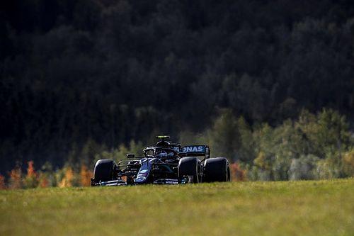 艾菲尔大奖赛FP3:博塔斯最快,斯特罗尔因病缺席