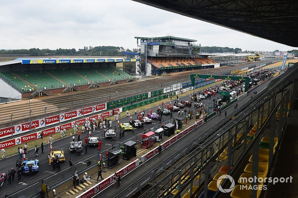 24 Horas de Le Mans 2021: la lista de coches, pilotos y equipos