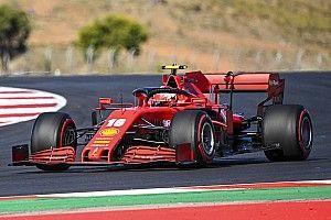 Онлайн. Гран При Португалии. Квалификация