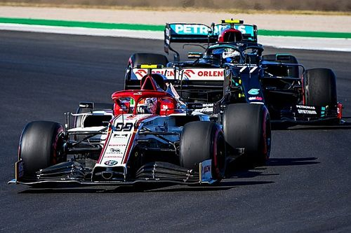 Bottas in Alfa Romeo F1 link for 2022, if Mercedes opts for Russell