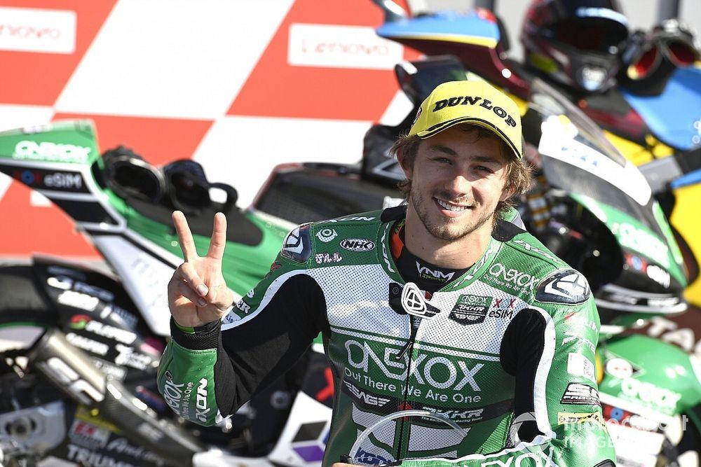 Gardner joins Ajo KTM squad for 2021 Moto2 season