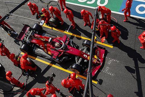Le patron de Ferrari refuse de chercher des excuses