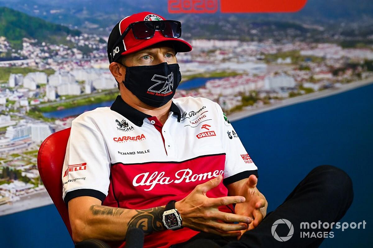 Raikkonen hakt knoop door en rijdt ook volgend jaar Formule 1