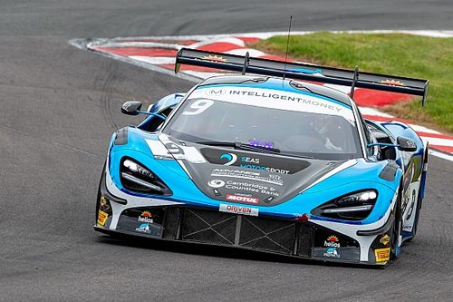 McLaren squad 2 Seas Motorsport joins DTM for 2021