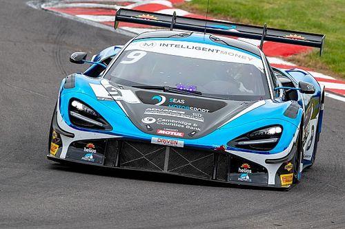 В новом DTM появилась первая марка. Это McLaren!