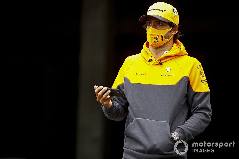 Sainz admits bad luck run is 'starting to hurt'