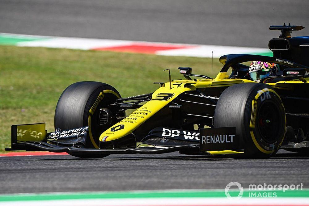 Toskana GP'de günün pilotu Ricciardo oldu!