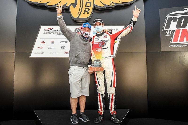 Rubens Barrichello's son joins him in Stock Car Pro Series team