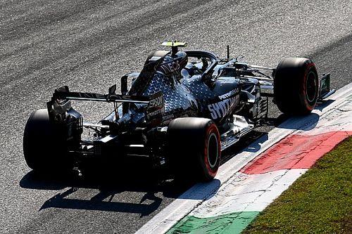 F1, Monza, Libere 3: Bottas senza la scia