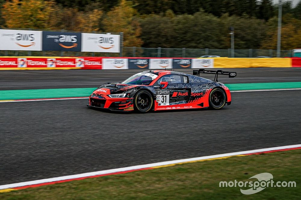24h di Spa: l'Audi-WRT svetta nella Top20 delle Qualifiche
