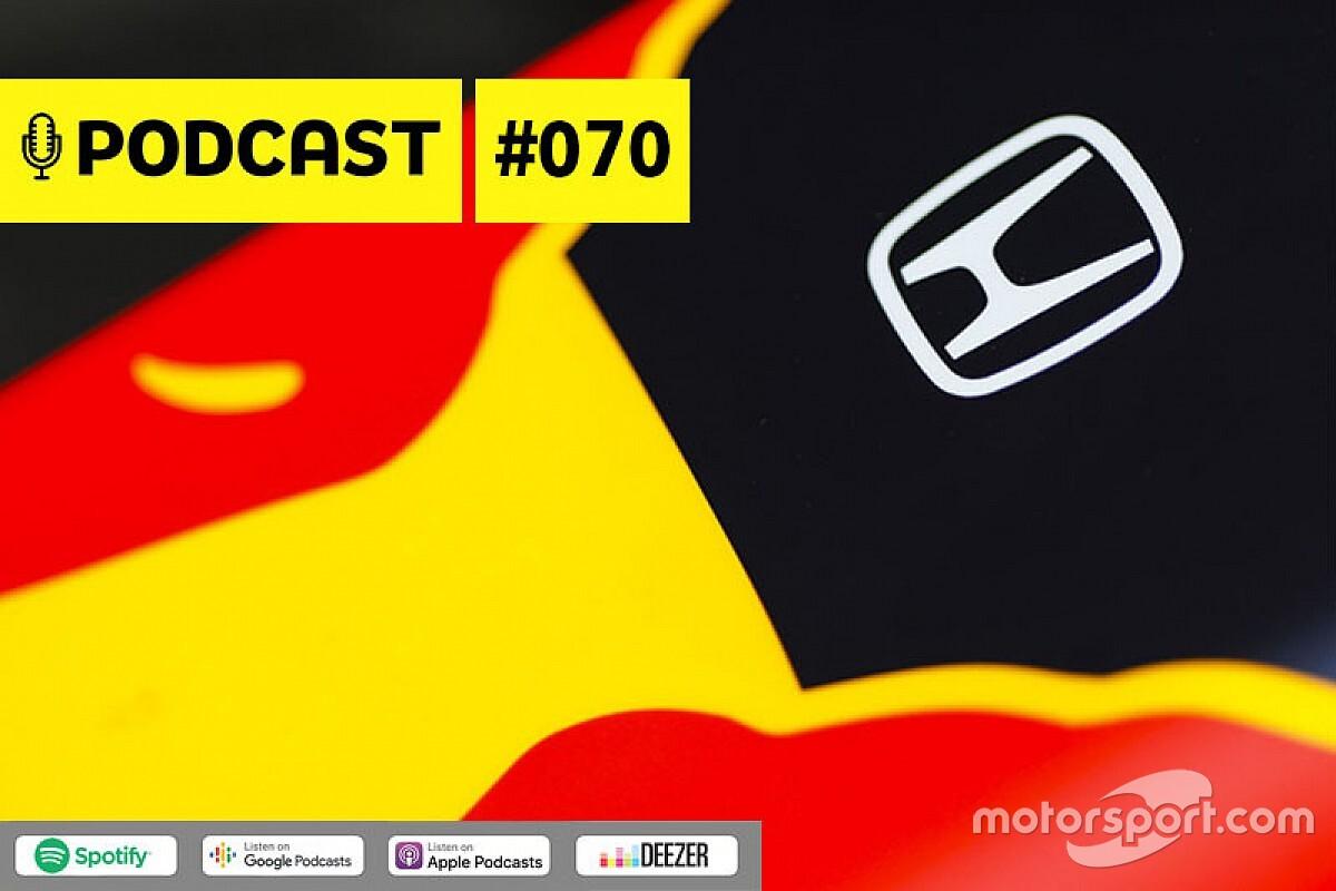 Podcast #070 – A Fórmula 1 perde força com a saída da Honda?