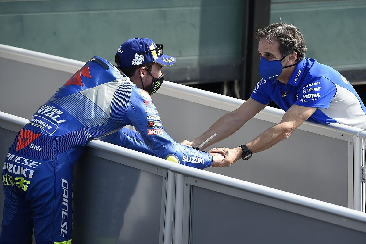 Por qué Suzuki sí necesita un team manager