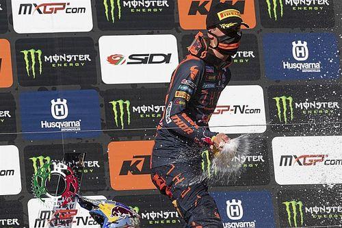 ¡Jorge Prado logra su primera victoria en MXGP!