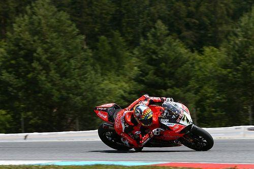 "Davies: estaré en Ducati a pesar del ""riesgo"" con la moto V4"