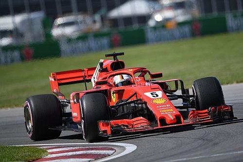 Los cambios que ayudaron a Ferrari a obtener la pole en Canadá
