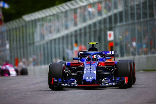 Gasly: New Honda worth three places in Canadian GP